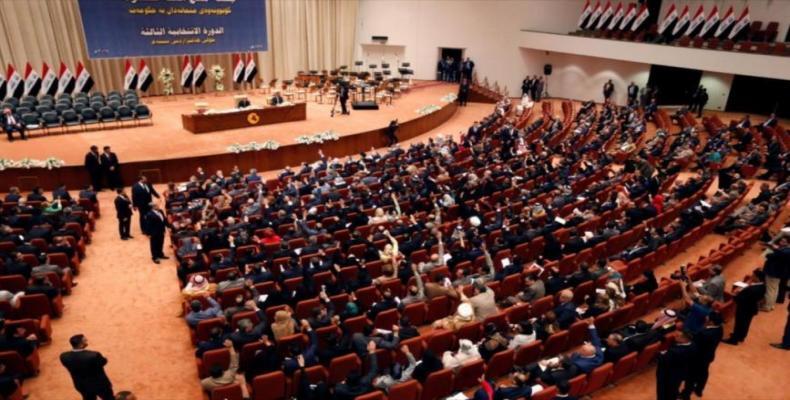 Parlamento iraquí