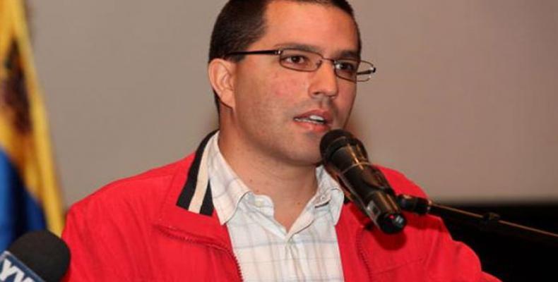 Venezuela denuncia aliança do Peru com os EUA em campanha contra a Revolução Bolivariana.