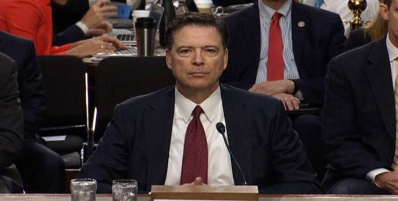 Ex-diretor do FBI diz que Trump é incapaz moralmente para ser presidente dos EUA.