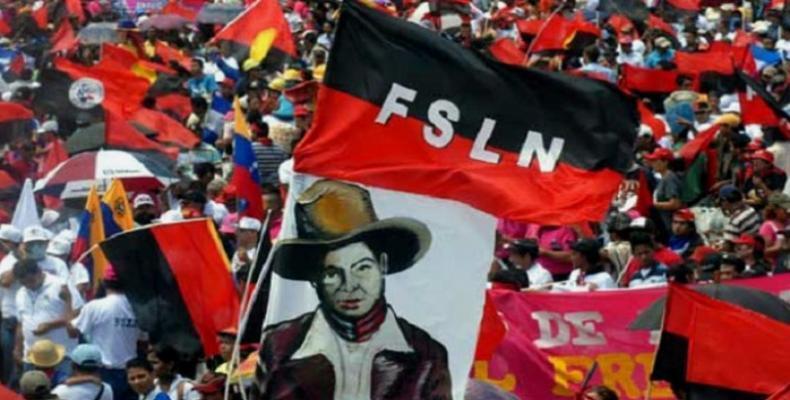 El 19 de julio de 1979, el FSLN derrotó la dictadura de Anastasio Somoza e inició un proceso de transformaciones en beneficio del pueblo nicaragüense. Foto: Arc
