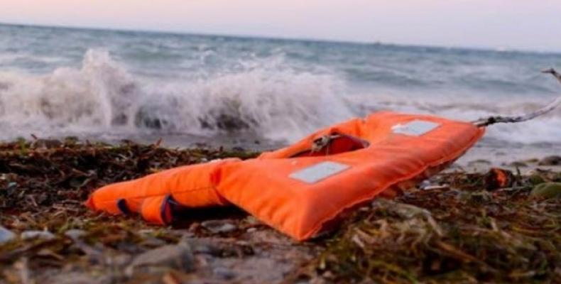 More than 16,700 people have died crossing the Mediterranean for Europe since 2015, including at least 241 in 2020. (Photo: EFE)