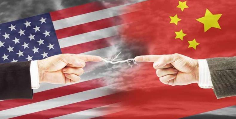 Denuncia diario chino que EE.UU. agrava por capricho guerra comercial. Foto: PL.