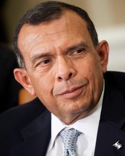 Former Honduran President Porfirio Lobo
