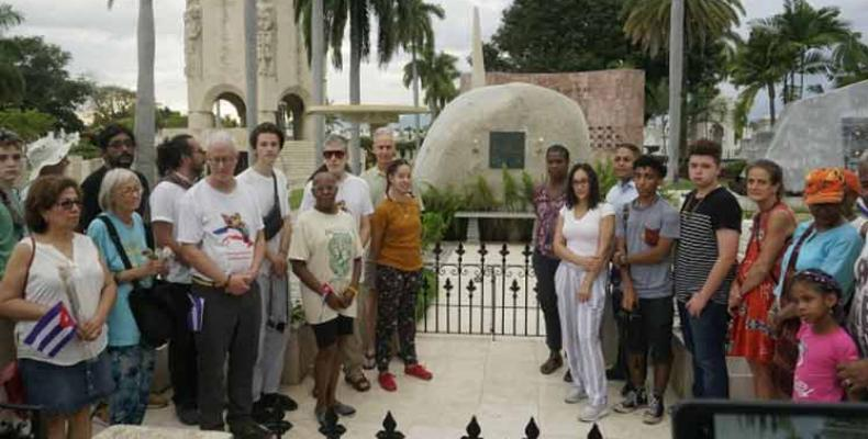 Pastores por la Paz en el oriente cubano. Foto: PL.