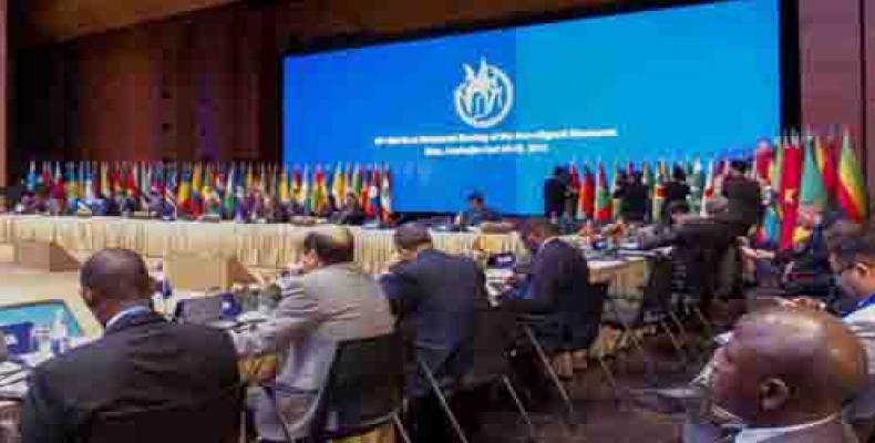Cuba adverte no Movimento Não Alinhado sobre desafios de segurança no mundo.