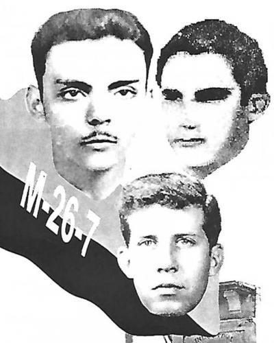 Josué, Floro y Salvador