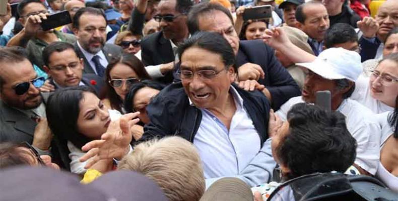 Virgilio Hernández, exasambleista ecuatoriano