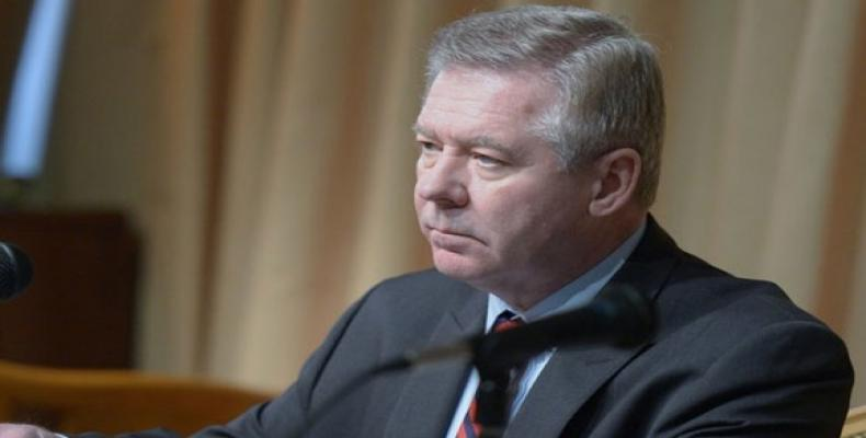 Vicecanciller ruso Guennadi Gatílov (Foto: sana.sy)