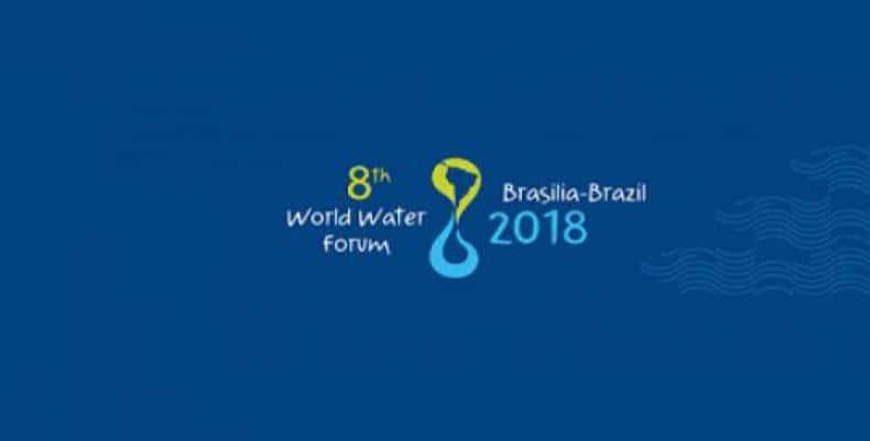 Los asistentes al 8vo Foro Mundial del Agua que sesiona en Brasil, aprobaron una Declaración Ministerial.Imagen:Cubaminrex.