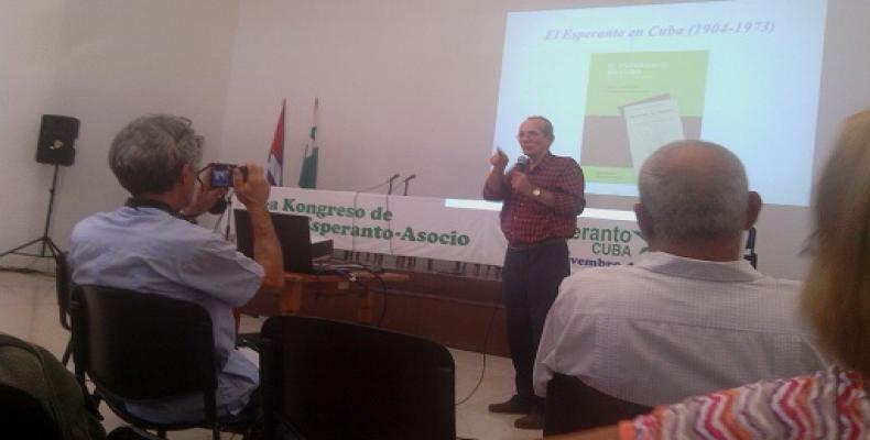 Prelego pri historio de Esperanto dum la 6-a kongreso de KEA