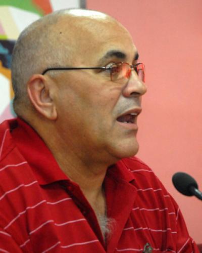 Todas las opiniones serán recogidas y tomadas en cuenta para la elaboración del documento final, aseguró C.R. Miranda Martínez, coordinador nacional de los CDR