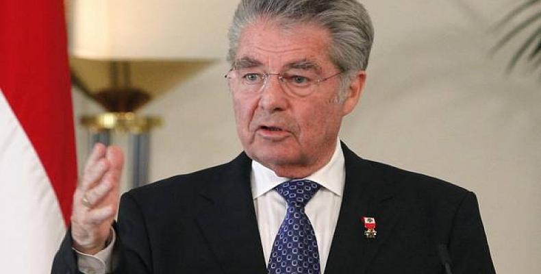Presidente de Austria, Heinz Fischer