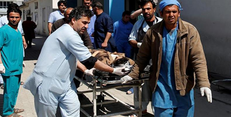The attack happened as many Afghans are marking the Nowruz holiday, a celebration of the start of spring [Reuters]