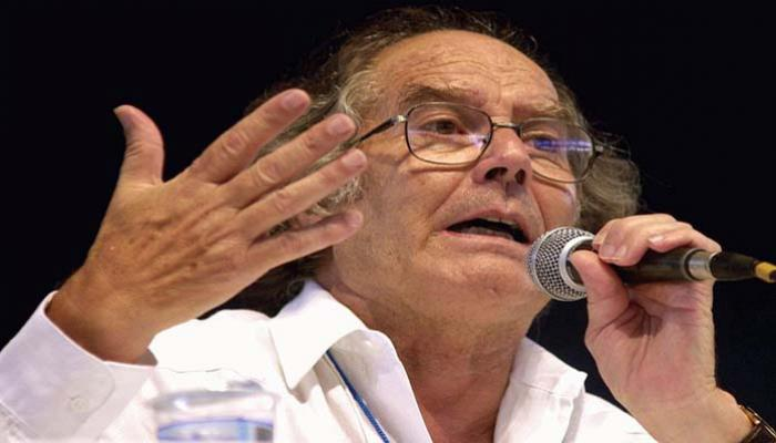 Nobel Peace Prize Winner Adolfo Perez Esquivel