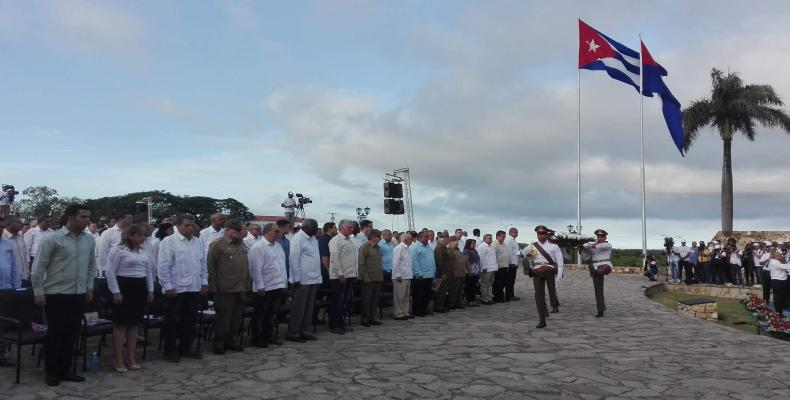 La Demajagua: 150-jaroj de la liberiga batalkrio