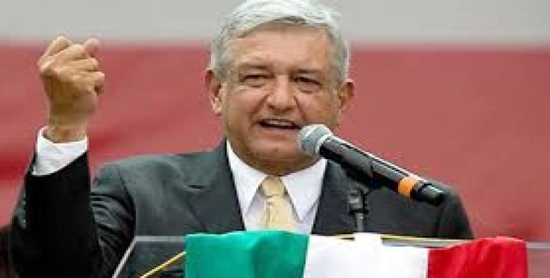 López Obrador amplia vantagem na intenção de voto para Presidente do México.