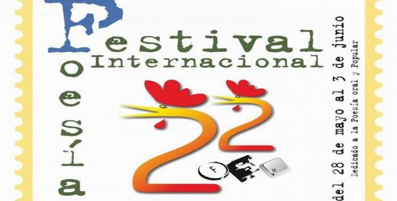 Comienza en La Habana Festival Internacional de Poesía.Foto:PL.