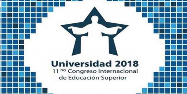 Conclui em Havana o congresso internacional Universidade'2018.