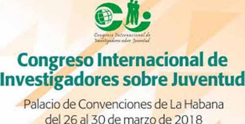 Havana é sede de congresso internacional sobre a juventude.