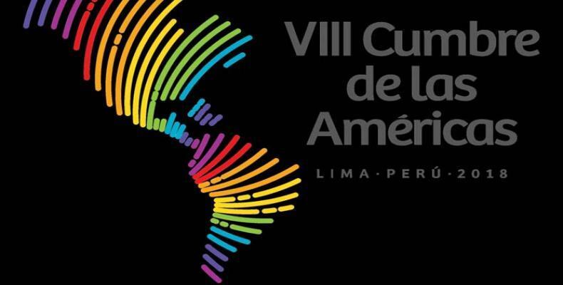 Organizaciones de la sociedad civil reivindican en Lima la necesidad de concretar una América más independiente.Foto:Internet.