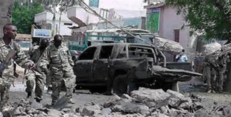 Atentados en Somalia