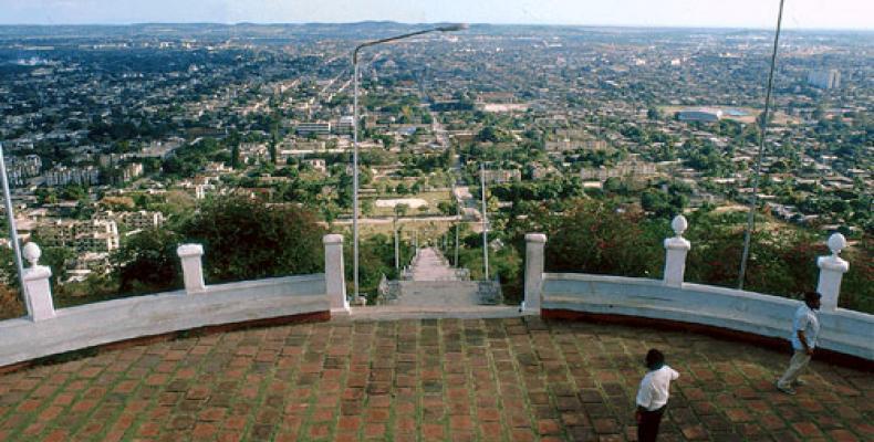 Holguín observada desde la Loma de la Cruz.