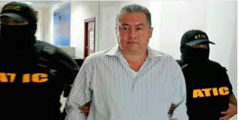 Roberto Dario Cardona, Former Honduran Deputy-Minister