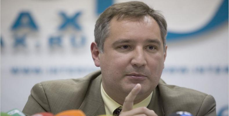 Russian Vice President Dimitri Rogozin