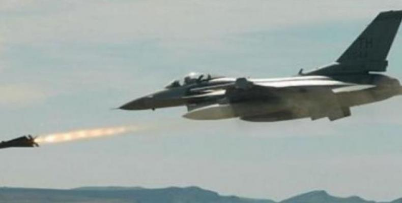 A file photo of an Israeli F-15 fighter jet (Photo: AFP)