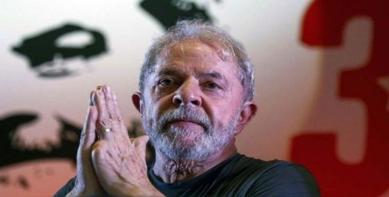 Lula da Silva, eksprezidento de Brazilo