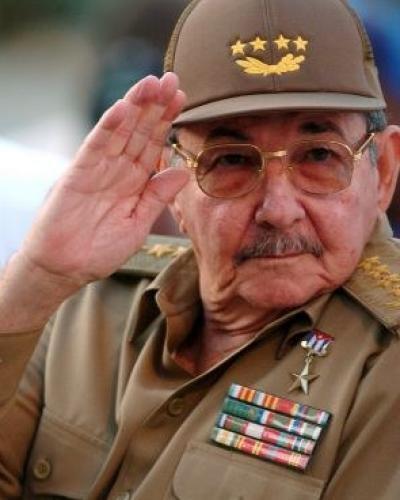 presidente de Cuba, Raúl Castro Ruz