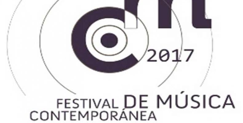 Cartel promocional del XXX Festival de Música Contemporánea. Foto: Prensa Latina