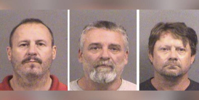 Kansas men convicted of anti-Muslim terror plot influenced by Trump.  Photo: Democracy Now