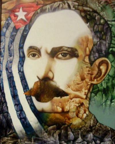 Cuba's National Hero Jose Marti. File photo