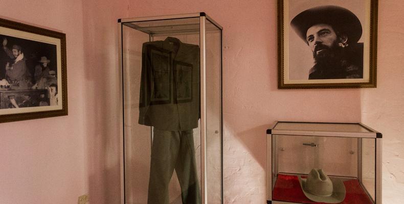 El Museo Casa Natal Camilo Cienfuegos reabrirá el 28 de octubre.Foto:Archivo.