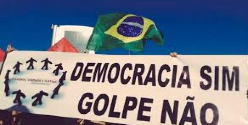 Brésil : appel à dire assez au gouvernement de Bolsonaro.