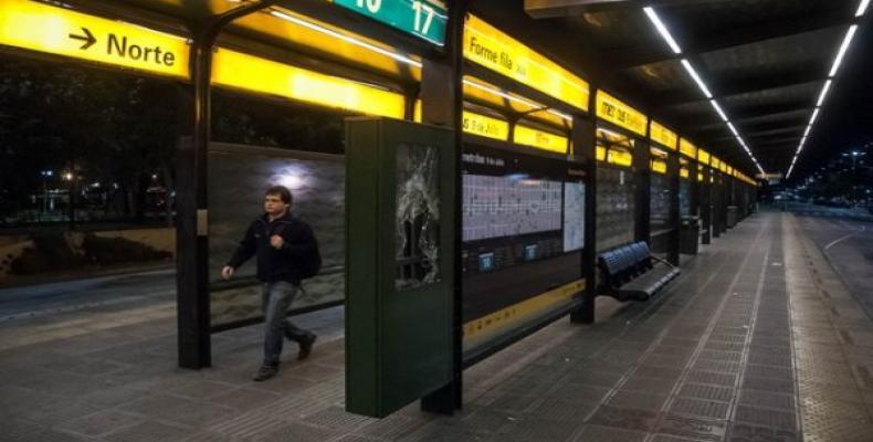 Trabajadores del metro de Buenos Aires cerrarán esta semana con otro paro.Foro:PL.