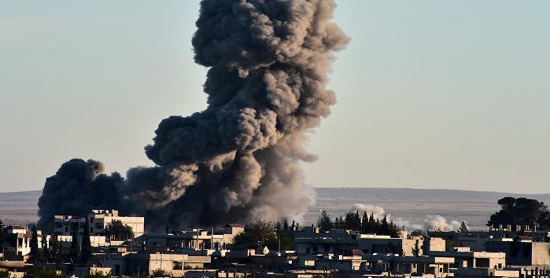 De acuerdo con la ONU el Ejército de EE.UU es el autor muchos asesinatos en masa en Siria. Foto/ Sputnik Mundo