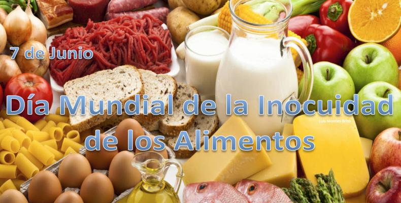 Radio Habana Cuba Celebran En Cuba Dia Mundial De La Inocuidad De Los Alimentos