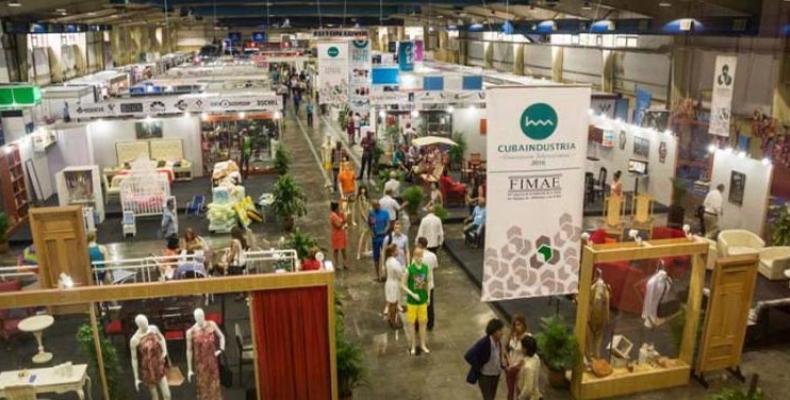 Industrial fair and convention CubaIndustria 2018 begins in Havana. Photo PL