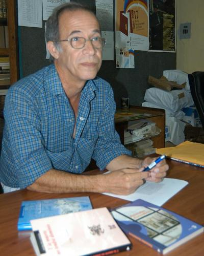 Víctor Rolando Malagón. Foto: Raúl López Sánchez