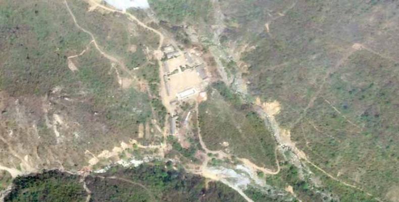 Centro nuclear norcoreano
