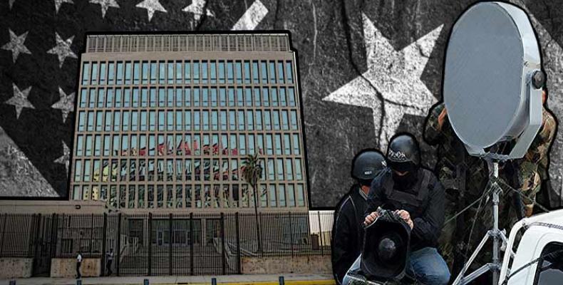 Cuba questiona supostos ataques sônicos a diplomatas dos EUA em Havana.