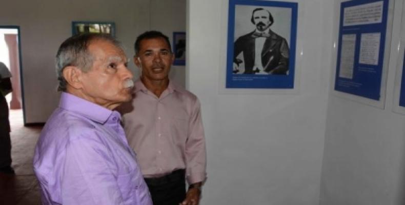 López Rivera en Bayamo