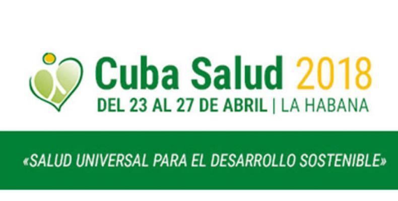 """Feira Internacional """"Saúde para Todos"""" homenageia Fidel Castro."""