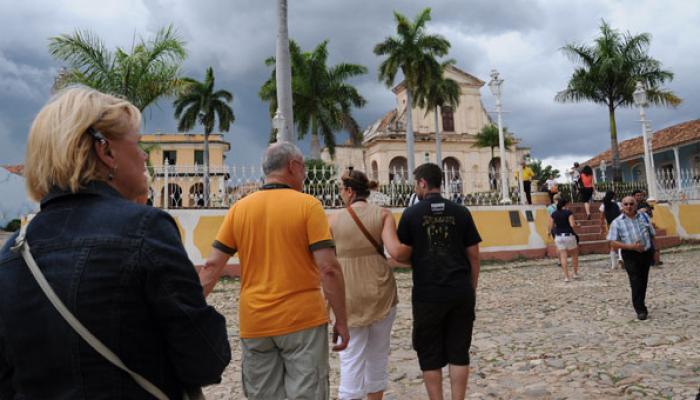 La ciudad de Trinidad es muy visitada por los turistas extranjeros y nacionales. Foto: Archivo