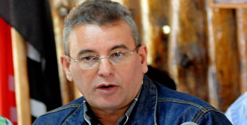 Rodríguez expuso en Minsk las líneas de desarrollo del sector agropecuario cubano. Foto: Internet