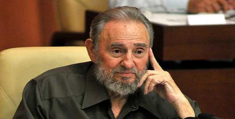 El líder histórico de la Revolución Cubana, Fidel Castro, nació el 13 de agosto de 1926.Foto:Archivo.