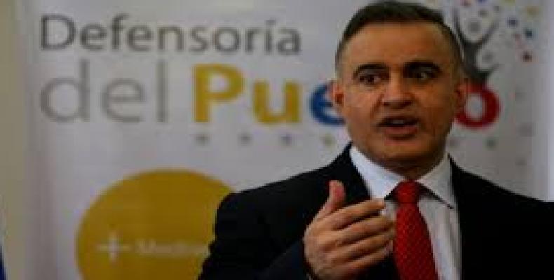 Venezuela Ombudsman Tarek William Saab