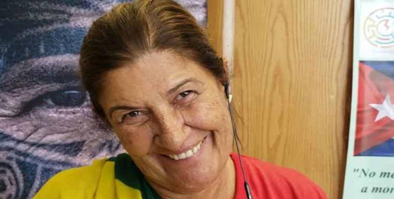 Genis manifestó que los brasileños sienten una gran vergüenza del Gobierno que pronto empezará en su país. Fotos: PL y Archivo